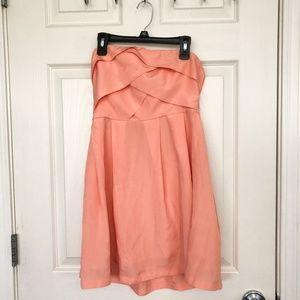💕2 for $15💕 FOREVER 21 - Peach Strapless Dress